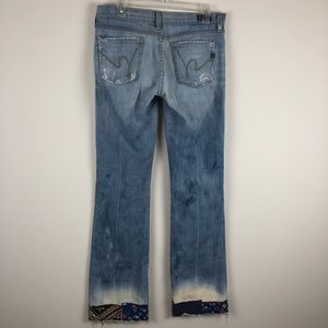 Citizens Of Humanity Jeans - Citizens of Humanity Kelly 001 Lowrise Bootcut